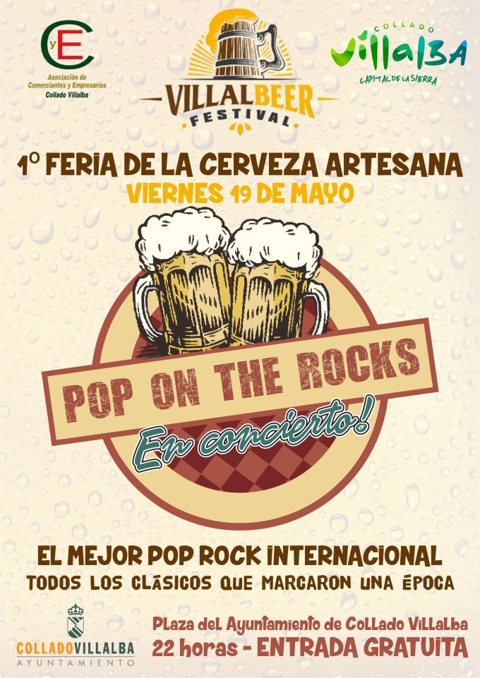 Fiesta de la cerveza Collado Villalba