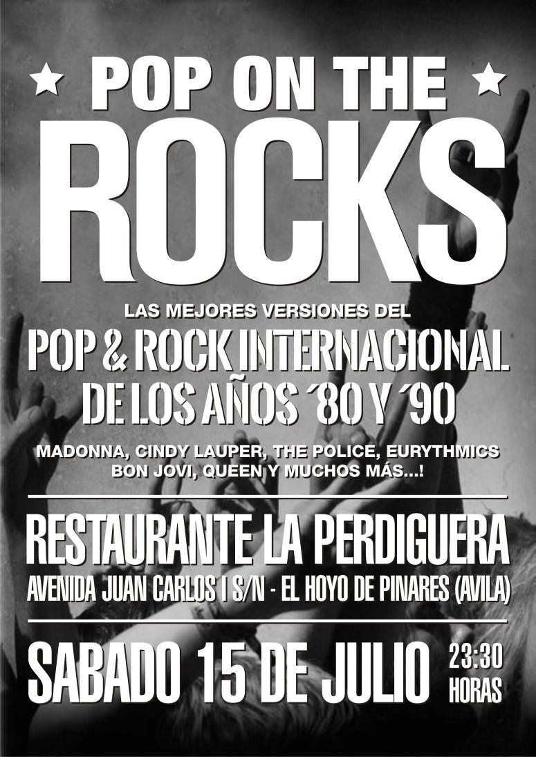 15-07-2017 Restaurante La Perdiguera - El Hoyo de Pinares